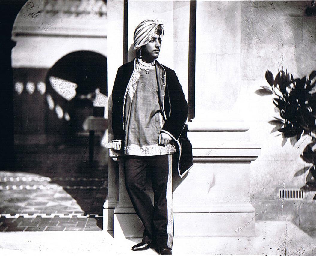 Maharajah Duleep Singh, 1854