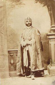 Maharajah Duleep Singh c.1870