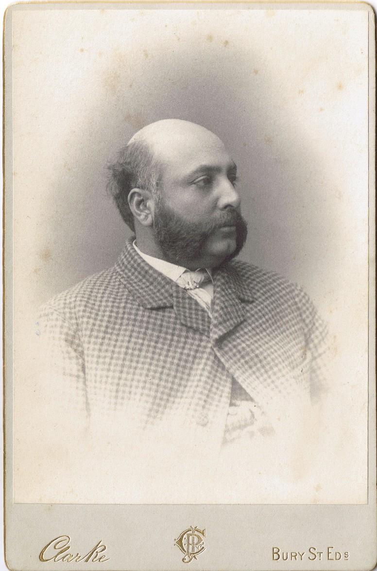 Maharajah Duleep Singh, 1885