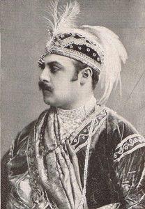 Prince Victor Duleep Singh c.1900
