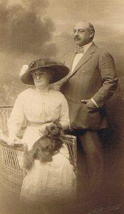 Prince & Princess Victor Duleep Singh c.1910