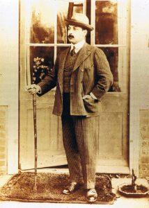 Prince Frederick Duleep Singh c.1910