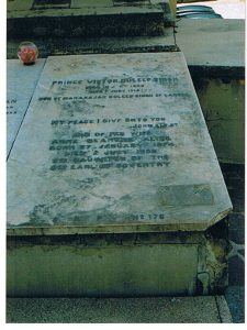 Grave of Prince Victor Duleep Singh