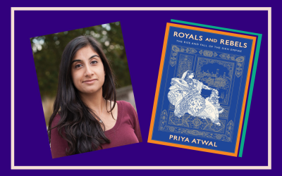 New Publication: Royals & Rebels