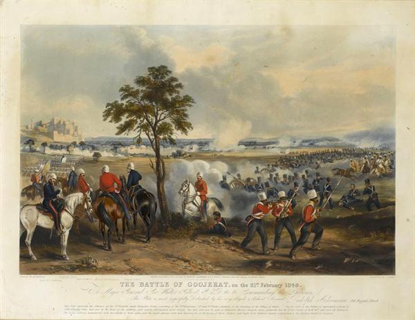 Battle of Goojerat