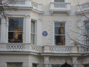 Maharajah Duleep Singh's London residence