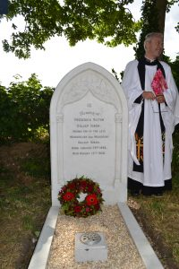 The Grave of Prince Frederick Duleep Singh