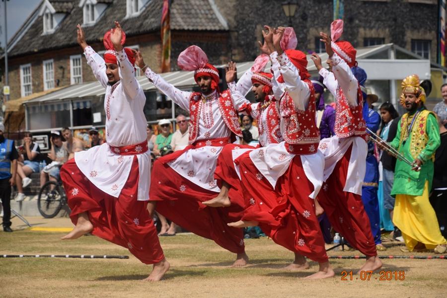 Festival of Norfolk & Punjab