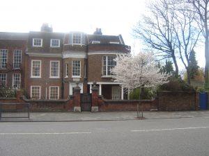 Princess Sophia's London Residence