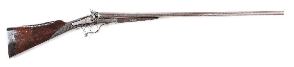 Maharajah Duleep Singh's Purdey shotgun