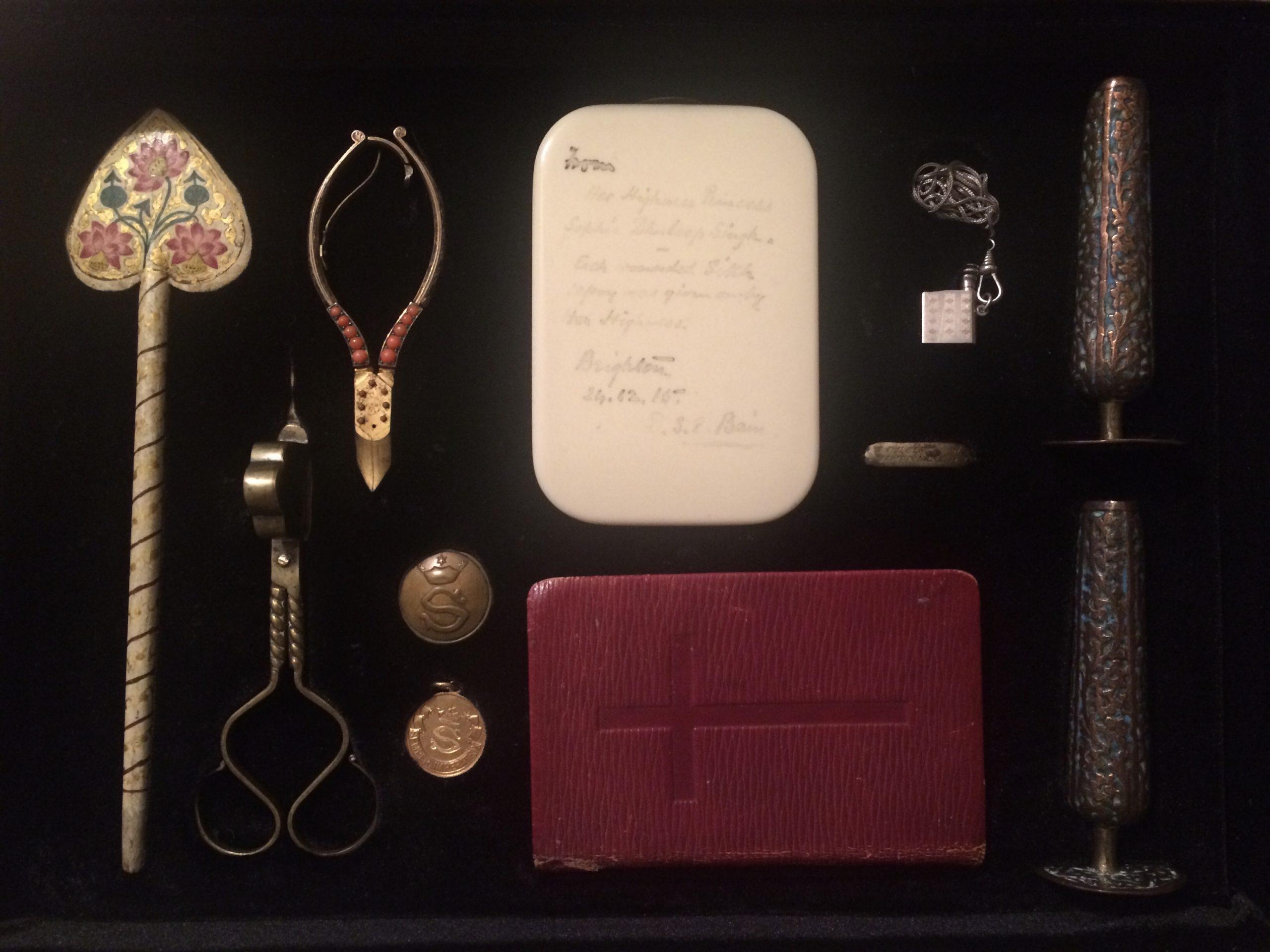 Personal belongings of Princess Sophia