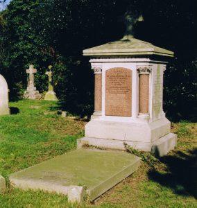 Grave of Sir John Login