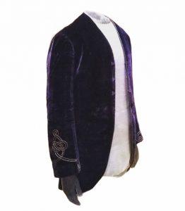 Maharajah Duleep Singh's evening jacket