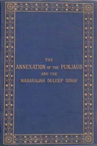 The Annexation of the Punjaub