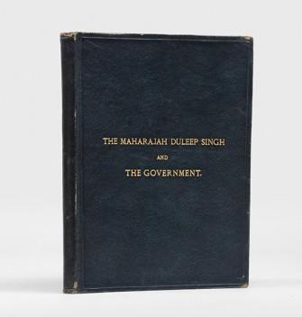 Maharajah Duleep Singh & The Government