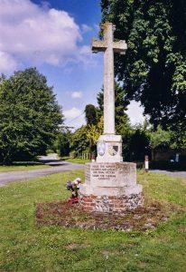 Blo' Norton War Memorial